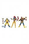 Marvel Legends 80th Anniversary Actionfiguren 3er-Pack X-Men Wolverine, Jean Grey & Cyclops 15 cm