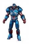 Avengers: Endgame Movie Masterpiece Series Diecast Actionfigur 1/6 Iron Patriot 32 cm