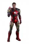 Avengers: Endgame MMS Diecast Actionfigur 1/6 Iron Man Mark LXXXV Battle Damaged Ver. 32 cm