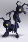 Kingdom Hearts III Bring Arts Actionfiguren Shadow 10 cm
