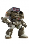 Fang of the Sun Dougram Combat Armors Max 17 Plastic Model Kit 1/72 Ironfooot F4XD Hasty XD 14 cm