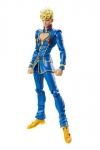 JoJos Bizarre Adventure Super Action Actionfigur Giorno Giovanna 2nd 16 cm