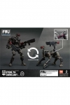 Acid Rain FAV Actionfigur 1/18 Stealth Camelbot