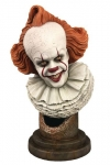 Stephen Kings Es Kapitel 2 Legends in 3D Büste 1/2 Pennywise 25 cm