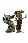 Court of the Dead Court Critters Collection Statuen Doppelpack Skratch & Riazz