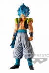 Dragonball Super Super Master Stars Piece Statue Super Saiyan Blue Gogeta 34 cm