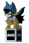 DC Comics Artist Mix Figur Molly (Batman Disguise) 24 cm