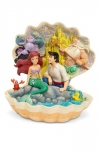 Disney Statue The Little Mermaid Shell Scene (Arielle die Meerjungfrau) 20 cm