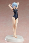 Evangelion 2.0 PVC Statue 1/8 Rei Ayanami Summer Queens Toyko LTD Ver. 20 cm