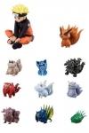 Naruto Minifiguren 11er-Pack Naruto & Bijyu 3 - 7 cm