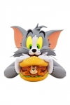 Tom und Jerry Vinyl Büste Jerry Burger 23 cm
