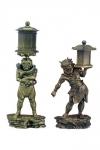 Unkei no Keishou Statuen Tentouki & Ryuutouki Ryuuzou 10 - 13 cm