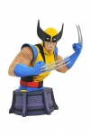 Marvel X-Men Animated Series Büste Wolverine 15 cm