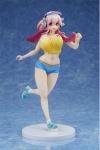 Super Sonico PVC Statue 1/7 Super Sonico Jogging Ver. 26 cm