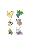 Pokémon Select Plüschfiguren 20 cm Wave 5 Display