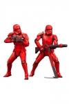 Star Wars Episode IX ARTFX+ Statuen 1/10 2er Pack Sith Troopers 15 cm