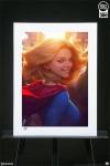 DC Comics Kunstdruck Supergirl #16 by Stanley Lau 61 x 46 cm - ungerahmt