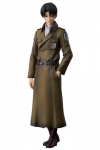 Attack on Titan PVC Statue Levi Coat Style 22 cm