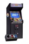 Street Fighter Mini-Cabinet Arcade-Automat 1/6 Street Fighter II: Champion Edition x RepliCade