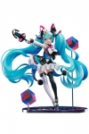 Vocaloid PVC Statue 1/7 Miku Hatsune Magical Mirai 2019 Ver. 24 cm