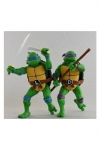 Teenage Mutant Ninja Turtles Actionfiguren Doppelpack Leonardo & Donatello 18 cm