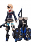 Heavily Armed High School Girls Figma Actionfigur San 14 cm