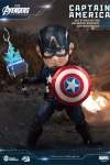 Avengers: Endgame Egg Attack Actionfigur Captain America 17 cm