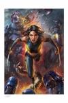 Marvel Kunstdruck X-23 by Ian MacDonald 61 x 46 cm - ungerahmt
