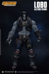 Injustice: Gods Among Us Actionfigur 1/12 Lobo 21 cm