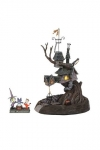 Nightmare Before Christmas Statue Lock, Shock & Barrel Treehouse 27 cm