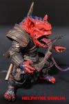 Mythic Legions: Arethyr Actionfigur Helphyre Goblin 15 cm