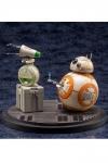 Star Wars Episode IX ARTFX+ Statuen 1/7 Doppelpack D-O & BB-8 13 cm
