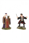 Harry Potter Minifigur Harry and The Headmaster (Harry & Dumbledore) 8 cm
