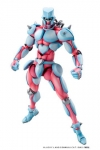 JoJos Bizarre Adventure Super Action Actionfigur Chozokado (Crazy Diamond) 16 cm
