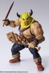 Dragon Quest Bring Arts Actionfigur Toughie Armourer Ver. 15 cm