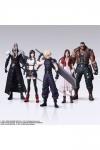 Final Fantasy VII Remake Trading Arts Figuren 5er Pack 10 cm