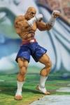 Street Fighter S.H. Figuarts Actionfigur Sagat Tamashii Web Exclusive 17 cm