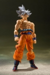 Dragon Ball Super S.H. Figuarts Actionfigur Son Goku Ultra Instinct 14 cm