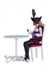 Persona 5 The Animation figma Actionfigur Noir DX Ver. 14 cm