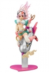 Super Sonico PVC Statue 1/7 Super Sonico Love Bomber 27 cm