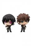 Code Geass Chimimega Buddy Series Minifiguren 2er-Pack Lelouch & Suzaku 7 cm