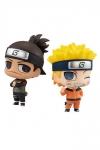 Naruto Chimimega Buddy Series Minifiguren 2er-Pack Umino Iruka & Uzumaki Naruto Set 7 cm