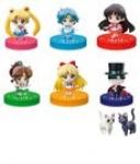 Sailor Moon Petit Chara Sammelfiguren Puchitto Oshioki yo! 2020 Ver. Limited Set 5 cm