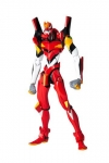 Evangelion Revoltech Actionfigur EV-005S EVA Unit 02 New Packaging Ver. 14 cm