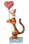 Disney Traditions Statue Tigger with Heart Balloon (Winnie Puuh) 19 cm