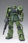 Mobile Suit Gundam: The Origin GFFMC Actionfigur MS-06C Zaku II Type C 18 cm