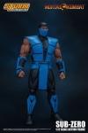 Mortal Kombat Actionfigur 1/12 Sub-Zero 16 cm