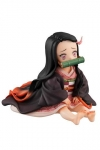 Demon Slayer Kimetsu no Yaiba G.E.M. PVC Statue Nezuko Palm Size Edition 7 cm