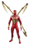 Marvels Spider-Man Video Game Masterpiece Actionfigur 1/6 Spider-Man (Iron Spider Armor) 30 cm