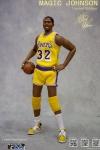 NBA Collection Actionfigur 1/6 Magic Johnson Limited Edition 30 cm